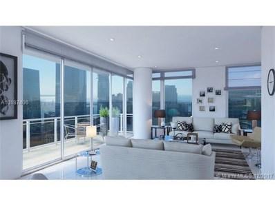 1080 Brickell Ave UNIT 1401, Miami, FL 33131 - MLS#: A10187406