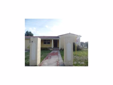 14301 NW 3rd Ave, Miami, FL 33168 - MLS#: A10187795