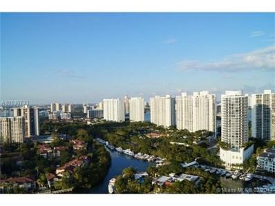 1000 Island Blvd UNIT 3104, Aventura, FL 33160 - MLS#: A10190793