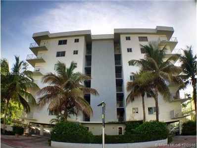 1025 Alton Rd UNIT 210, Miami Beach, FL 33139 - MLS#: A10190810