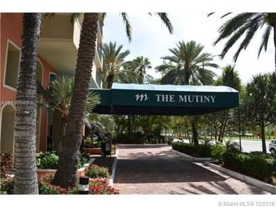 2951 S Bayshore Dr UNIT 515, Miami, FL 33133 - MLS#: A10190940