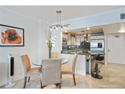 2301 Collins Ave UNIT 1517, Miami Beach, FL 33139 - MLS#: A10191185
