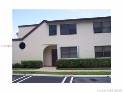 11368 Taft St UNIT 11368, Pembroke Pines, FL 33026 - MLS#: A10191702