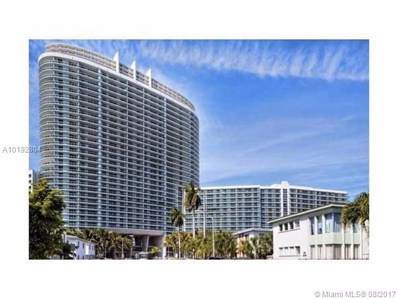 1500 Bay Rd UNIT 1222S, Miami Beach, FL 33139 - MLS#: A10192804