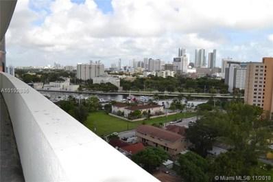 36 NW 6th Ave UNIT PH 9, Miami, FL 33128 - MLS#: A10192886