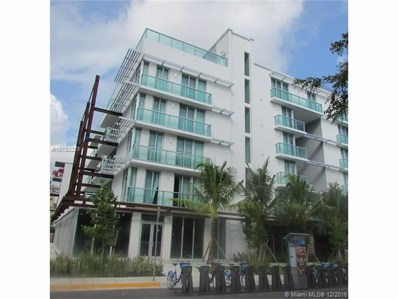 1215 West Ave UNIT 408, Miami Beach, FL 33139 - MLS#: A10193329