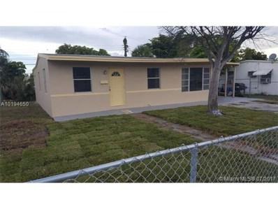 360 NW 15th Ct, Pompano Beach, FL 33060 - MLS#: A10194650