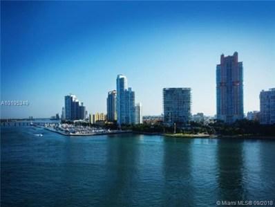 7081 Fisher Island Drive UNIT 7081, Fisher Island, FL 33109 - MLS#: A10195349