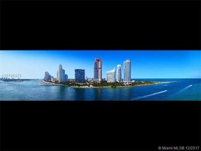 7053 Fisher Island Drive UNIT 7053, Fisher Island, FL 33109 - MLS#: A10195423
