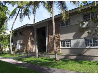 6511 Santona St UNIT C-17, Coral Gables, FL 33146 - MLS#: A10197042