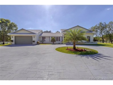 17330 SW 65th Ct, Southwest Ranches, FL 33331 - MLS#: A10197940