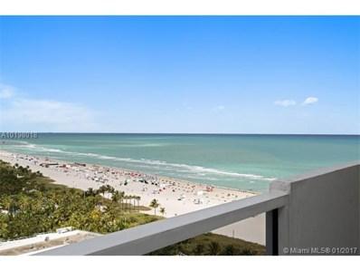 100 Lincoln Rd UNIT 1635, Miami Beach, FL 33139 - MLS#: A10198018