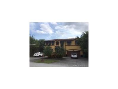 13352 SW 6th St, Miami, FL 33184 - MLS#: A10199487