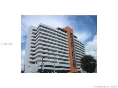 36 NW 6th Ave UNIT 807, Miami, FL 33128 - MLS#: A10201154