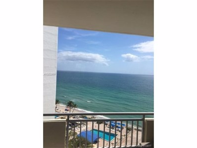 3180 S Ocean Dr UNIT 1502, Hallandale, FL 33009 - MLS#: A10202989