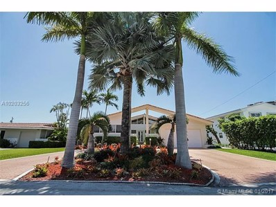 11650 NE 20th Dr, North Miami, FL 33181 - MLS#: A10203256