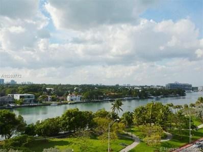 6362 Collins Ave UNIT 414, Miami Beach, FL 33141 - MLS#: A10203772