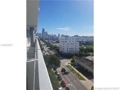 350 NE 24th St UNIT 909, Miami, FL 33137 - MLS#: A10204847