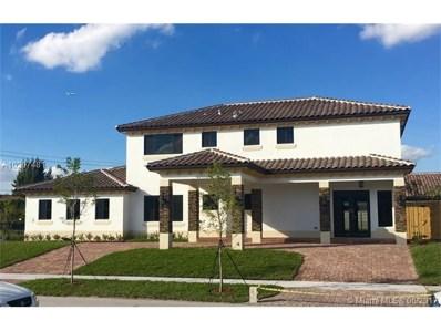 12255 SW 1st Street, Miami, FL 33184 - MLS#: A10207481