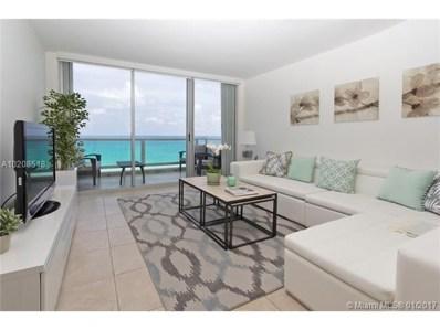 5161 Collins Ave UNIT 1717, Miami Beach, FL 33140 - MLS#: A10208518