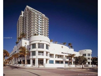 505 N Fort Lauderdale Beach Blvd UNIT 1110, Fort Lauderdale, FL 33304 - MLS#: A10209216