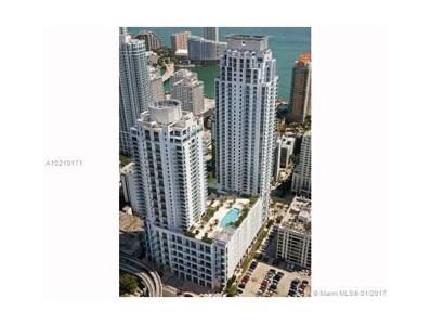 1060 Brickell Ave UNIT 2603, Miami, FL 33131 - #: A10210171
