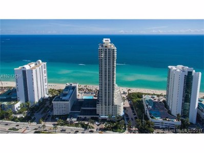 16699 Collins Ave UNIT 3707, Sunny Isles Beach, FL 33160 - MLS#: A10213531