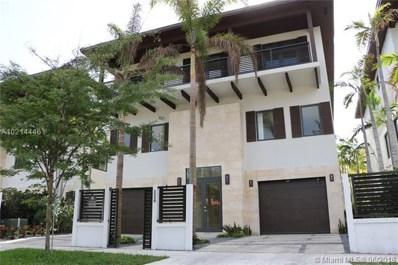 3550 W Glencoe St, Coconut Grove, FL 33133 - MLS#: A10214446
