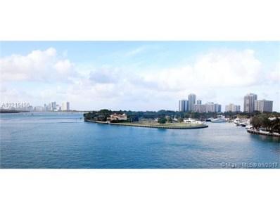 10201 E Bay Harbour UNIT 501, Bay Harbor Islands, FL 33154 - MLS#: A10216456