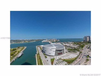888 Biscayne Blvd UNIT 3205, Miami, FL 33132 - #: A10217899