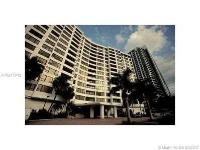 3505 S Ocean Dr UNIT 1404, Hollywood, FL 33019 - MLS#: A10217912