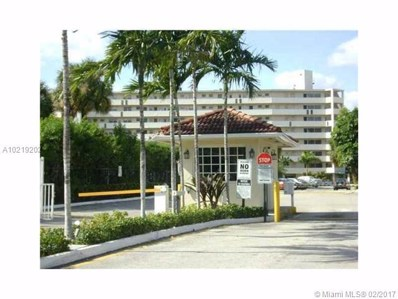 1780 NE 191st St UNIT 611-2, Miami, FL 33179 - MLS#: A10219202
