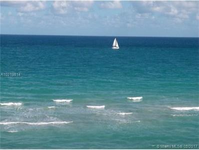 2030 S Ocean Dr UNIT 1505, Hallandale, FL 33009 - MLS#: A10219814