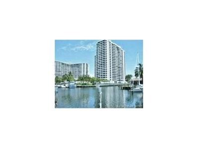2500 Parkview Dr UNIT 614, Hallandale, FL 33009 - MLS#: A10222709
