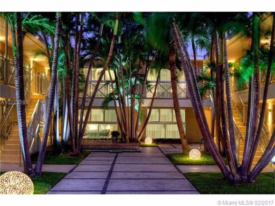 1816 Meridian Av UNIT 9, Miami Beach, FL 33139 - MLS#: A10223281