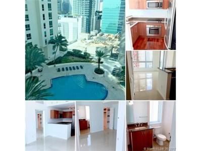 300 S Biscayne Blvd UNIT T-1811, Miami, FL 33131 - MLS#: A10223430