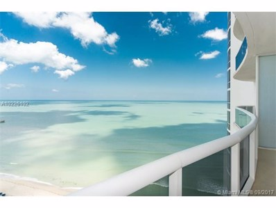 16001 Collins Ave UNIT 2303, Sunny Isles Beach, FL 33160 - MLS#: A10226102