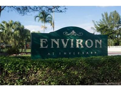 7051 Environ Blvd UNIT 332, Lauderhill, FL 33319 - MLS#: A10226248
