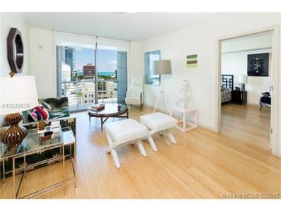 110 Washington Ave UNIT 1805, Miami Beach, FL 33139 - MLS#: A10229035