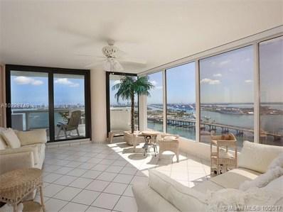 1717 N Bayshore Dr UNIT A-3831, Miami, FL 33132 - MLS#: A10229749