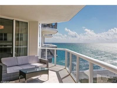 4775 Collins Ave UNIT 1604, Miami Beach, FL 33140 - MLS#: A10229955