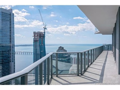 1300 S Miami Ave UNIT PH5105, Miami, FL 33130 - MLS#: A10230482