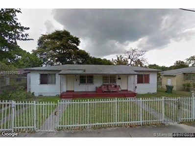 6340 NW 1st  Ave, Miami, FL 33150 - MLS#: A10230602