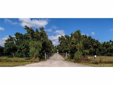 18599 SW 264th St, Homestead, FL 33031 - MLS#: A10232167