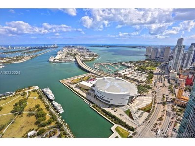 900 Biscayne Blvd UNIT PH5905, Miami, FL 33132 - MLS#: A10232224