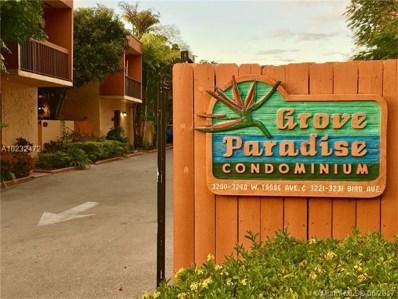 3227 Bird Ave UNIT IV4, Coconut Grove, FL 33133 - MLS#: A10232472