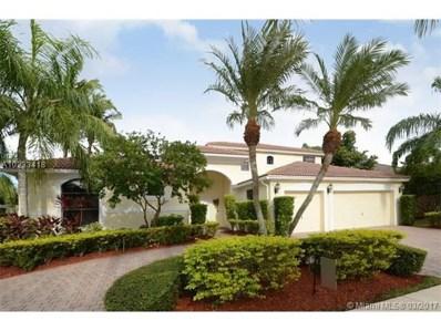 2530 Montclaire Cir, Weston, FL 33327 - MLS#: A10233418