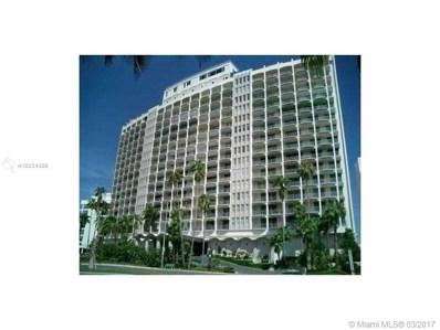 5401 Collins Ave UNIT 347, Miami Beach, FL 33140 - MLS#: A10234386