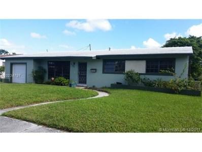 9725 NW 14th Ave, Miami, FL 33147 - MLS#: A10234797
