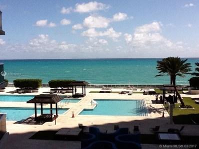 1800 S Ocean Dr UNIT 905, Hallandale, FL 33009 - #: A10234953